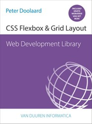 Web Development Library Web: CSS Flexbox Doolaard, Peter