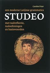 Studeo -een moderne Latijnse grammatic a met taalrefelctie, taaloefen Fisser, Caroline