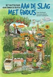 Aan de slag met Findus -het knutselboek voor binnen en buiten Nordqvist, Sven