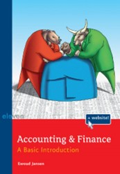 ACCOUNTING & FINANCE -A BASIC INTRODUCTION JANSEN, EWOUD