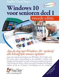 Windows 10 voor senioren deel 1 - tweede -aan de slag met Windows 10 - i nclusief alle belangrijke nieu Studio Visual Steps