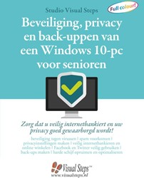 Beveiliging, privacy en back-uppen van e Studio Visual Steps