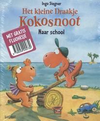 Naar school -Met gratis fluohesje Siegner, Ingo