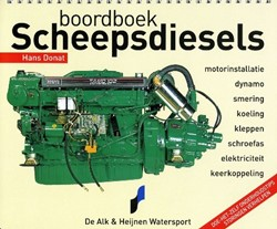 Boordboek Scheepsdiesels Donat, H.