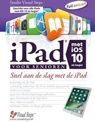 iPad voor senioren met iOS 10 en hoger -snel aan de slag met de iPad Studio Visual Steps