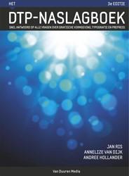 Het DTP Naslagboek, 3e editie Ris, Jan