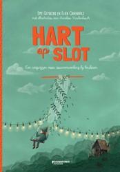 Hart op slot -Een wegwijzer voor rouwverwerk ing bij kinderen Craenhals, Elien