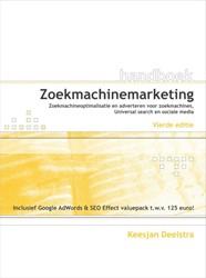 Handboek Zoekmachinemarketing 4e editie Deelstra, Keesjan