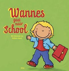Wannes gaat naar school Amant, Kathleen