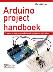 Arduino project handboek -25 praktische projecten om mee te beginnen Geddes, Mark