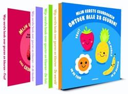 Mijn eerste geurboeken -ontdek alle 28 geuren