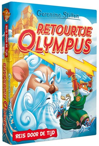 Retourtje Olympus Stilton, Geronimo
