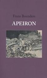Apeiron -gedichten 2010-2017 Boenders, Frans
