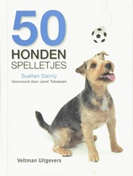 50 hondenspelletjes Dainty, S.