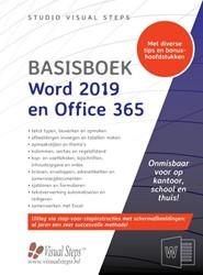 Basisboek Word 2019 en Office 365 Studio Visual Steps