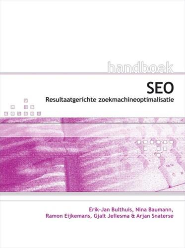 Handboek SEO voor webdesigners Bulthuis, Erik-Jan