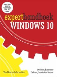 Experthandboek Windows 10 Doolaard, Peter
