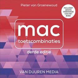 Mac toetsencombinaties Groenewoud, Pieter van