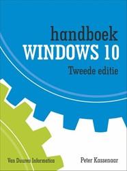 Handboek Windows 10, 2e editie -Bijgewerkt voor de Jubileumupd ate Kassenaar, Peter