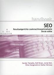 Handboek SEO, 3e editie Tamaela, Sander