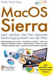 MacOS Sierra / MacOS High Sierra -leer werken met het nieuwste b esturingssysteem van de Mac Studio Visual Steps