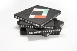 The Best Dutch Book Designs 2016 | De Be Beukers, Haico