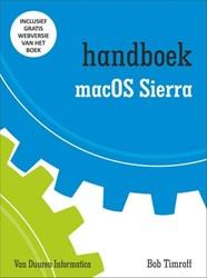Handboek MacOS Sierra Timroff, Bob