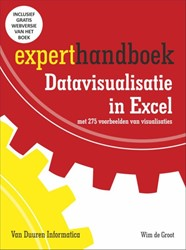 Handboek Datavisualisatie in Excel Groot, Wim de