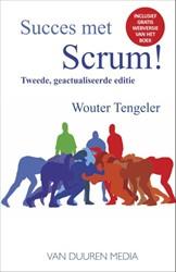 Succes met scrum 2e editie Tengeler, Wouter