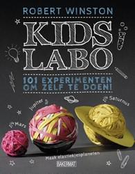 Kids labo - 101 experimenten om zelf te -101 experimenten om zelf te do en Winston, Robert