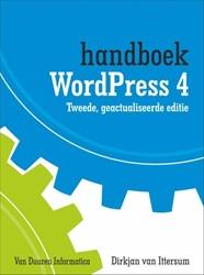 Handboek Wordpress 4 tweede editie Ittersum, Dirkjan van