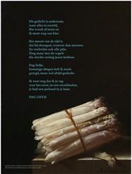 Set poeziekaarten Plint Dag liefje van A Roode, Alexis