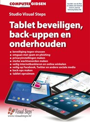 COMPUTERGIDS TABLET BEVEILIGEN, BACK-UPP