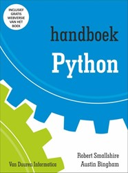 Handboek Python Smallshire, Robert