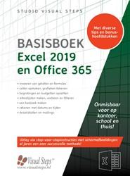 Basisboek Excel 2019 en Office 365 Studio Visual Steps