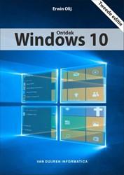 Ontdek Windows 10 2e ed. Olij, Erwin