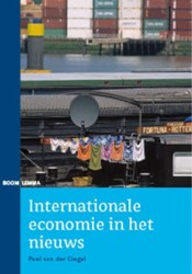 Internationale economie in het nieuws Cingel, Paul van der