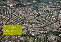 Amsterdam onbewolkt puzzel -1000 Elenbaas, Peter