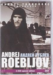 Andrej Roebljov 2011 -CAT.NO. 2DVD2011 Tarkovski, Andrej