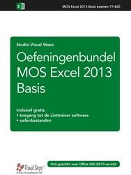 Oefeningenbundel MOS Excel 2016 en 2013 Studio Visual Steps
