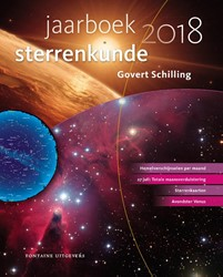 Jaarboek sterrenkunde 2018 Schilling, Govert
