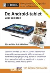 De Android-tablet voor senioren Temmink, Henny