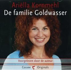 DE FAMILIE GOLDWASSER -DUBBEL CD VOORGELEZEN DOOR ARI ELLA KORNMEHL KORNMEHL, ARIELLA