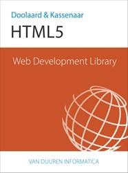 WDL: HTML 5 -Web development library Doolaard, Peter