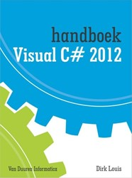 Handboek Visual C# 2012 Louis, Dirk