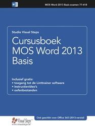 Cursusboek MOS Word 2013 Studio Visual Steps