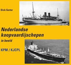 Nederlandse Koopvaardijschepen in beeld -KPM / KJCPL Gorter, Dick