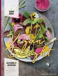 Vegan Delight -50 heerlijke glutenvrij en lac tosevrije recepten + detoxplan Roeda, Saskia