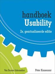 Handboek Usability, 2e editie Kassenaar, Peter