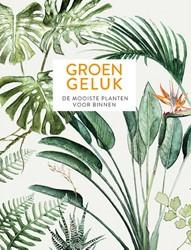 Groen geluk -de mooiste planten voor binnen Koster, Maaike